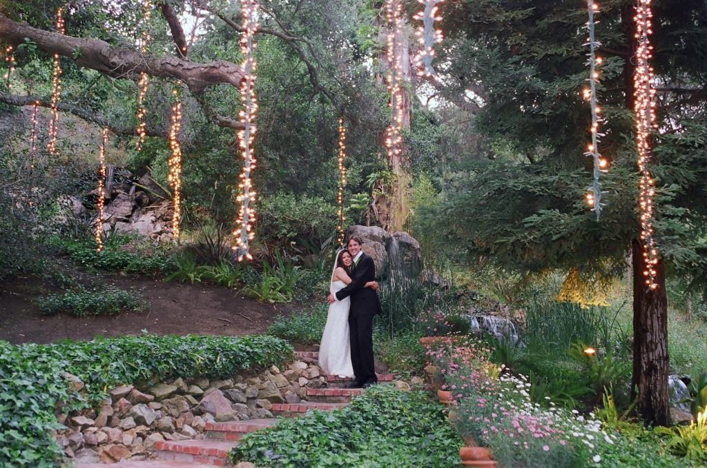 Serra retreat wedding