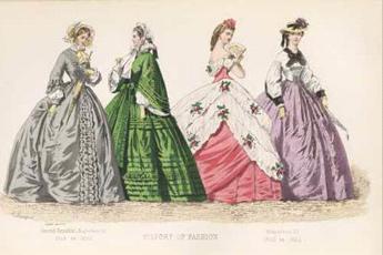 Wedding dress designer cocoe voci for 1800 style wedding dresses