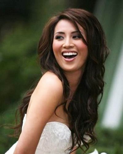 Long Wavy Hairstyle For Wedding 2: Bridal Consulting & Event Design